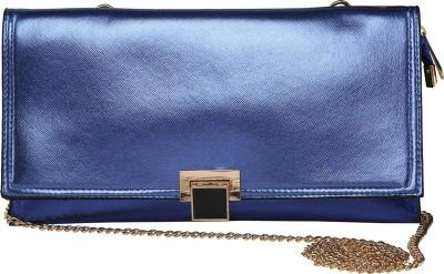 ToniQ Girls, Women Blue Polyester Shoulder Bag