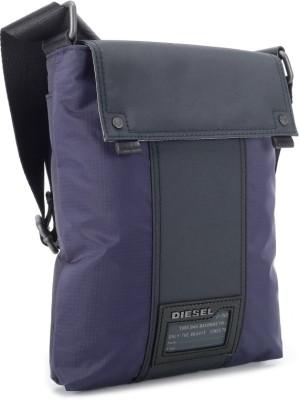 Diesel Men Casual Black, Blue Sling Bag Flipkart Price. Sling Bags ...