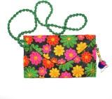 A R Sales Women Multicolor Cotton Sling ...