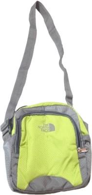 Navigator Men, Boys, Girls, Women Green Polyester Sling Bag