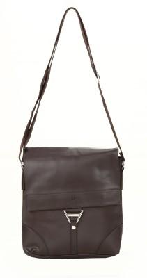 Jolie Girls, Women Brown PU Sling Bag