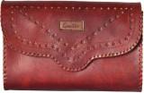 Goatter Women Red Genuine Leather Sling ...