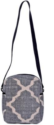 Natural Furnish Women Multicolor Cotton Sling Bag