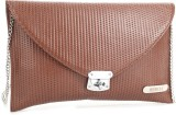 Murcia Women Brown Genuine Leather Sling...