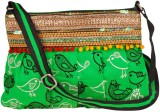 Indian Rain Women Evening/Party Green Si...