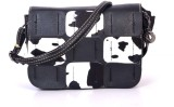 Bags Craze Women Black PU Sling Bag