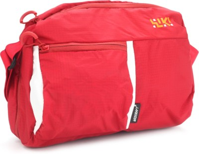 Wildcraft Women Casual Red Polyester Sling Bag