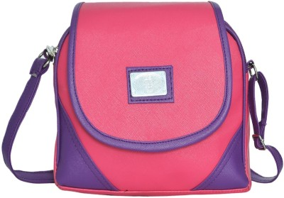 Right Choice Bags Women, Girls Multicolor PU Messenger Bag