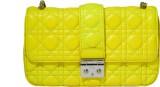 Zaira Diamond Women Yellow Genuine Leath...