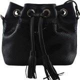 La Roma Women Black Genuine Leather Slin...