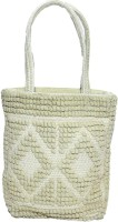 Diwaah Women Green Cotton Tote