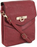 Alessia Women Red Sling Bag
