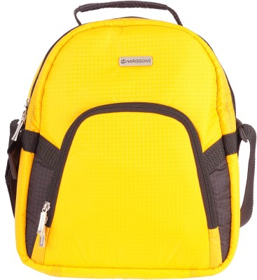 Harissons Men, Women Yellow Polyester Sling Bag