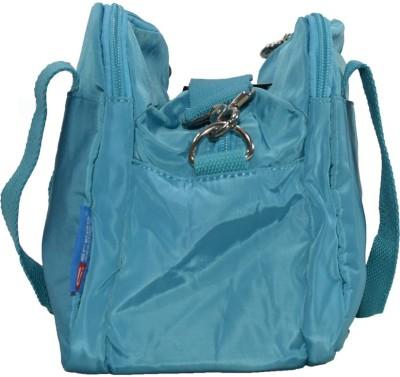 Cropp Girls, Women Blue Nylon Sling Bag