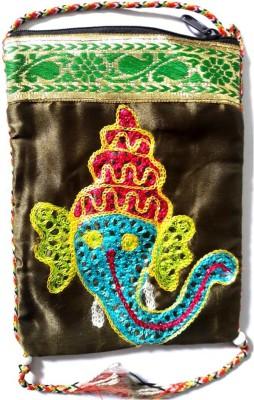 HR Handicrafts Men, Boys, Girls, Women Multicolor Canvas Sling Bag