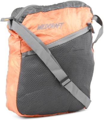 Wildcraft Men, Women Casual Orange, Grey Sling Bag