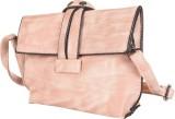 Aquila Women Pink PU Sling Bag
