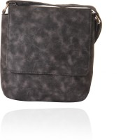 Alessia Women Grey PU Sling Bag