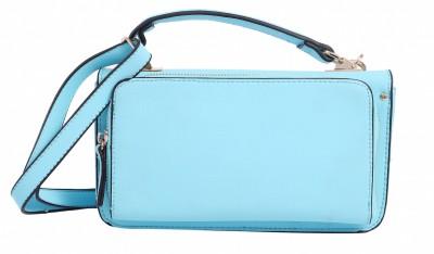 Celladorr Girls, Women Evening/Party, Casual Blue PU Sling Bag