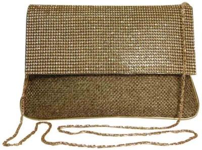 Laviva Girls Tan Beads Sling Bag