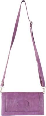 Dooda Casual Purple  Clutch