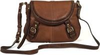 Sophia Visconti Girls Multicolor Genuine Leather Sling Bag