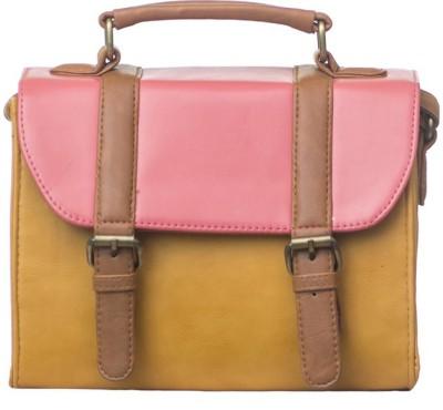 Bandbox Women Casual Multicolor PU Sling Bag