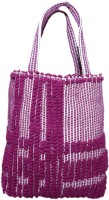 Diwaah Women Pink Cotton Tote