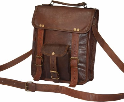 Hide 1858 11 inch Laptop Messenger Bag