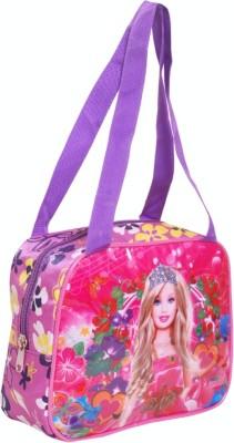 Oril Girls Purple Polyester Sling Bag