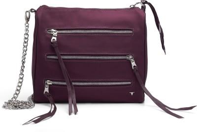 Bulchee Girls, Women Purple Polyester Sling Bag