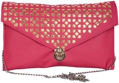 Murcia Women Pink PU Sling Bag