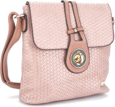 Carlton London Women Pink Sling Bag