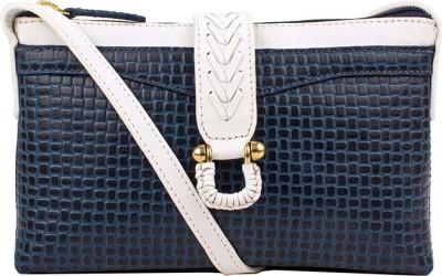Hidesign Women Multicolor Genuine Leather Sling Bag