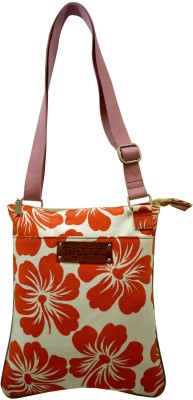 Arpera Girls Casual Multicolor Canvas Sling Bag