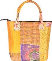 Jewel Fab Art Women Multicolor Cotton Sling Bag