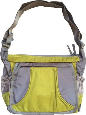 Majesty Boys, Girls Green Polyester Sling Bag