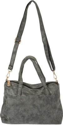 Etiquette Women Grey Nylon Sling Bag