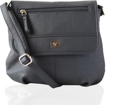 Nyk Women Casual, Formal Black PU Sling Bag