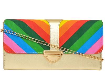 Hawai Women Multicolor PU Sling Bag