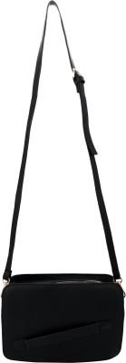 20Dresses Women Casual Black PU Sling Bag