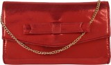 Berrypeckers Women Evening/Party Red PU ...