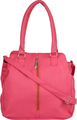 Gracetop Women Pink PU Sling Bag