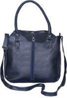Only4you Women Blue PU Hand-held Bag