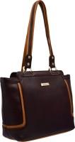 JFL - Jewellery for Less Women Brown Genuine Leather Hand-held Bag