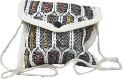 DCS Girls, Women Casual Multicolor Cotton Sling Bag