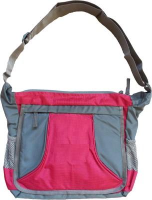 Majesty Boys, Girls Red Polyester Sling Bag