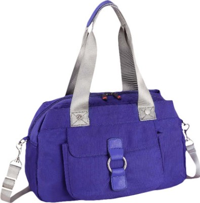 Fastrack Women Purple Polyester Sling Bag
