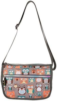 SurprizeMe Women Multicolor Nylon Sling Bag