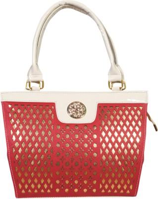 adglee Women Maroon PU Shoulder Bag